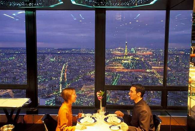 Paris terrasses - Ciel de bar cuisine ...